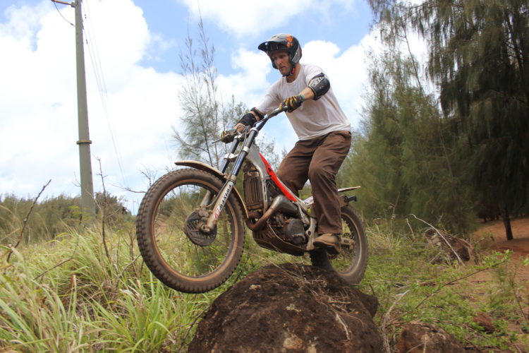 Crazy, Extreme, Trials Riding Videos Hawaii