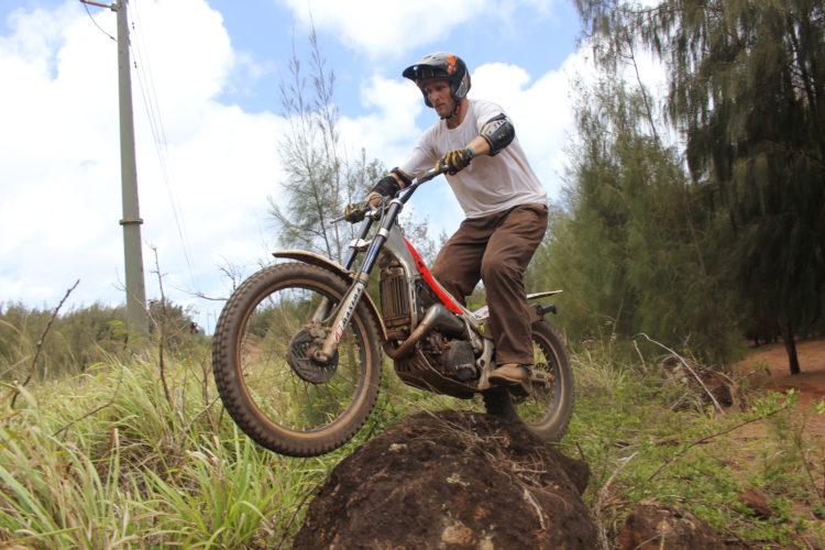 Crazy, Extreme, Trials Riding Videos Hawaii